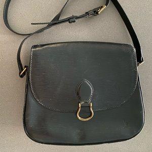 Vintage Louis vuitton epi crossbody purse